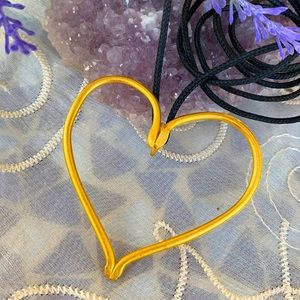 Heart of Gold Necklace *Free w/bundle*